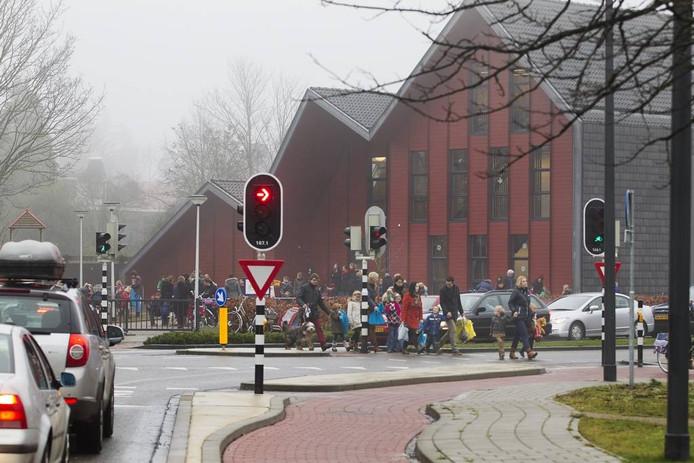 Basisschool De Haven in Doetinchem.