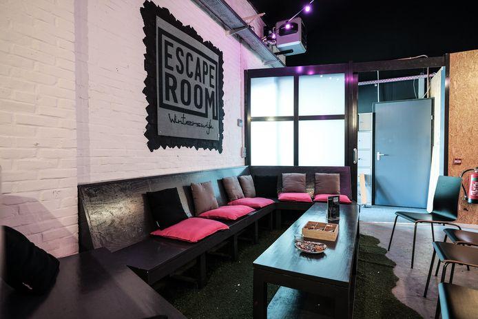 De escaperoom in Winterswijk.