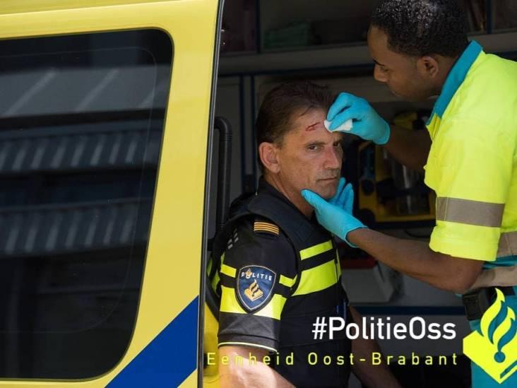 Twee agenten gewond na worsteling met gezin tijdens aanhouding in Oss