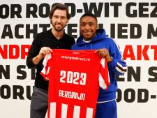 PSV slaat weer een belangrijke slag en verleidt ook Bergwijn om te blijven