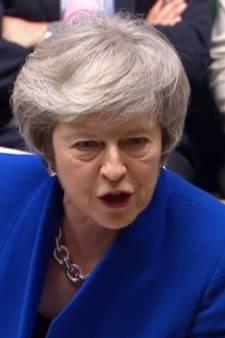 May mag blijven en moet gaan polderen in parlement