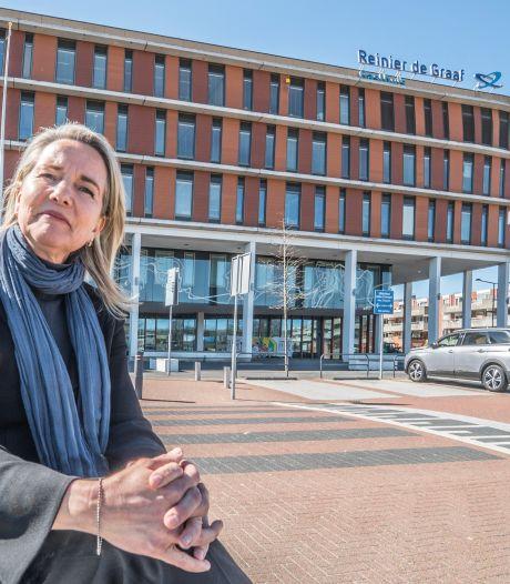 Goedgekeurde mondmaskers van Reinier de Graaf ziekenhuis aangeboden voor massaproductie