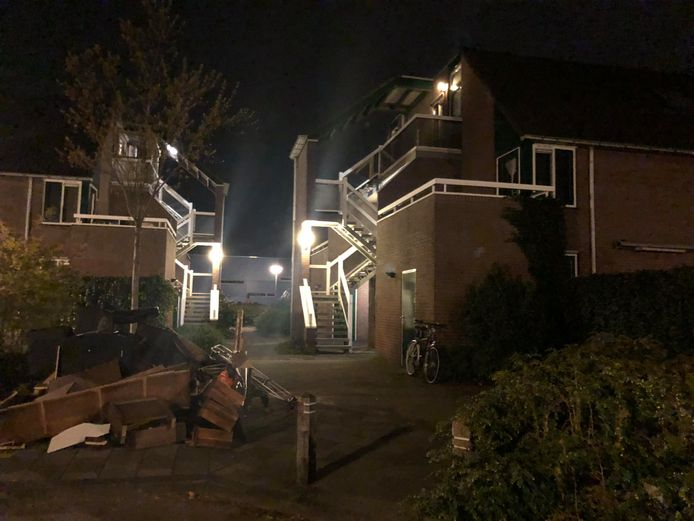Overval op woning in Uden