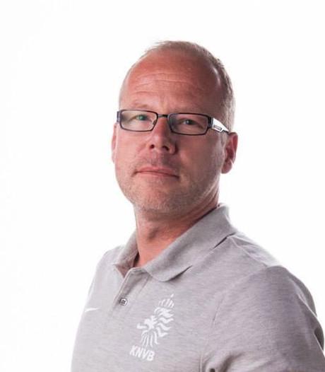 Henk ten Hove hoofd jeugdopleiding Robur et Velocitas
