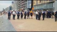 """Twintig arrestaties in Blankenberge waaronder drie gerechtelijke: """"Zij worden morgen voor onderzoeksrechter geleid"""""""