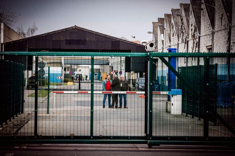 Ook bij Bekaert zijn 281 jobs bedreigd.