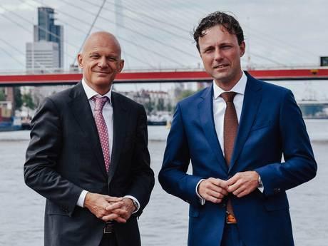 Theedrinkende VVD'er nieuwe bouwwethouder