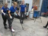 Niet meer in de rolstoel door exoskelet