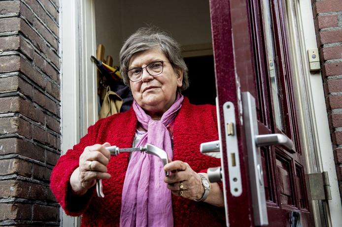 Gerda Groothedde betalde 1141,50 euro voor een nieuw slot en voelt zich opgelicht.