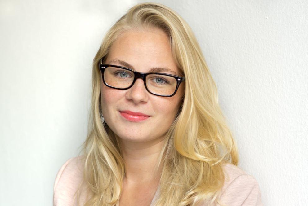 Merel Eeken werkt sinds een paar maanden als projectmanagementondersteuner.