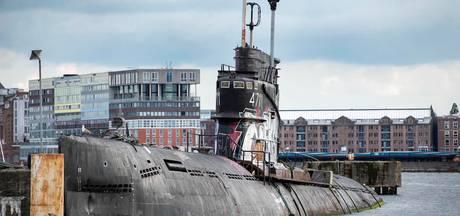Noord moet zelf oplossing vinden voor NDSM-onderzeeër