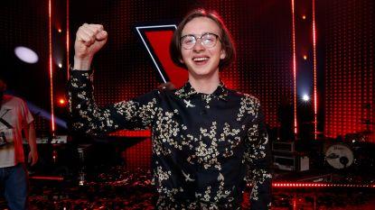 Nog maar pas 'The Voice' gewonnen, en Ibe (17) staat al op Werchter