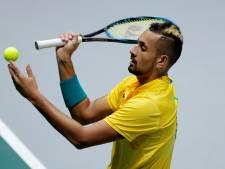 """Kyrgios, avant Belgique/Australie: """"Nous pouvons gagner cette Coupe Davis, c'est sûr"""""""