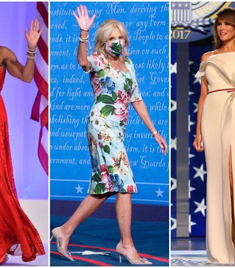 De kleding van de First Lady: van modemissers tot politieke statements