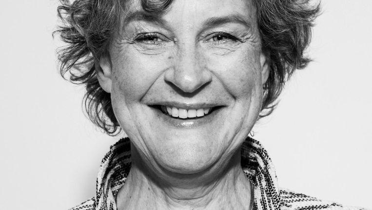 Topadvocaat Bénédicte Ficq is een van de drie gasten in het nieuwe seizoen van Operatie Interview Beeld Linda Stulic