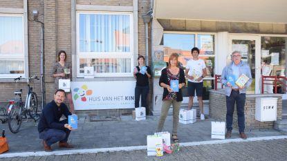 Slaat de verveling toe bij de kinderen? Stad Nieuwpoort zorgt voor knutselplezier
