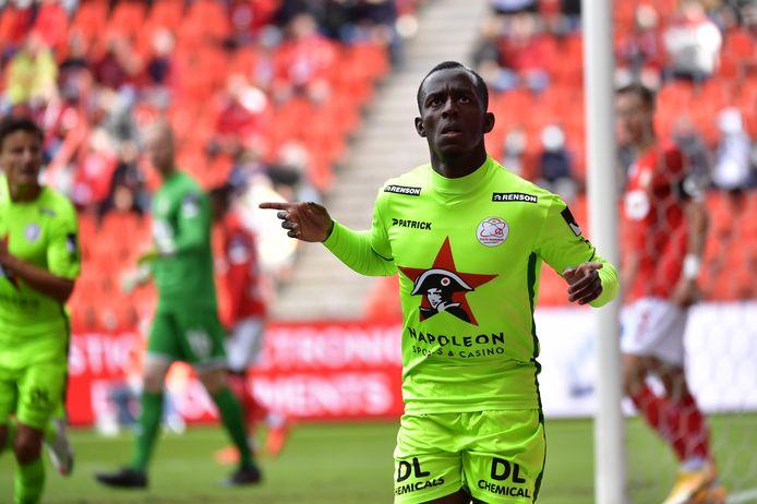 Un but et un assist: Jean-Luc Dompé n'a pas manqué ses retrouvailles avec Sclessin.