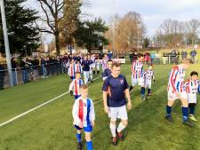 Toppers in Rijssen en Groenlo, derby's in Hengelo en Ootmarsum