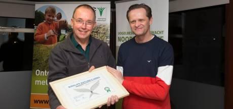Natuurgroep Veluwe krijgt internationale award