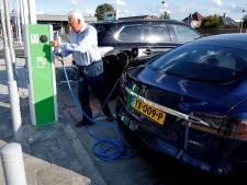 Hulst maakt werk van extra oplaadpalen voor elektrische auto's