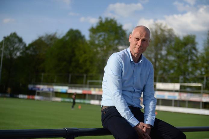 Erik Heuver, voorzitter van De Zweef.