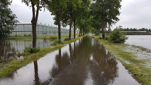 De zondvloed van woensdagavond was enorm. De schade nadien ook.