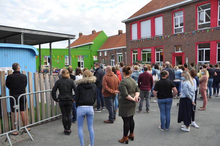 Muzikale start bij vrije basisschool De Blokkentoren.