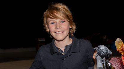 """Dries (11) geeft stem aan jonge Simba in 'The Lion King': """"Superleuk, maar ik sta nóg liever zelf op podium"""""""