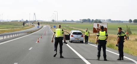 Tragisch ongeval op de N50; automobilist tussen Kampen en Ens aangereden en overleden