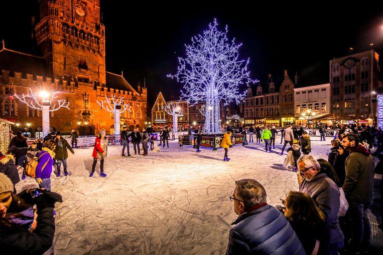 Kerstmarkt Op 15 December Hamont Achel In De Buurt Hln