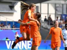 Nouwen uit Deurne scoort voor Oranje onder 20 op WK, Leeuwinnen op drempel van kwartfinale