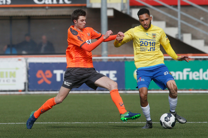 Volendam En Cambuur Delen Punten Nederlands Voetbal Ad Nl