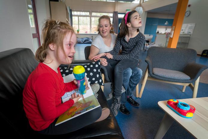 Logeeropvang in Arnhem voor kinderen met een beperking, ook een dienst van Siza.