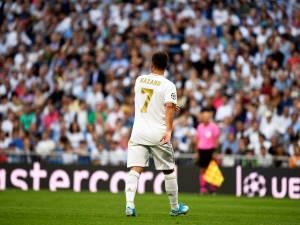 Le premier but d'Eden Hazard au Real!