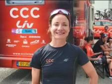 Sporticoon Marianne Vos zwaait wethouder uit: 'Misschien komen we elkaar nog eens op de fiets tegen'