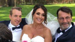 Wendy Van Wanten stapt eindelijk in het huwelijk (maar niet met Frans)