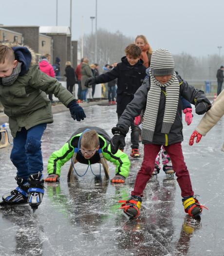 Haal de ijzers maar uit het vet: ijsbaan Culemborg gaat morgen open