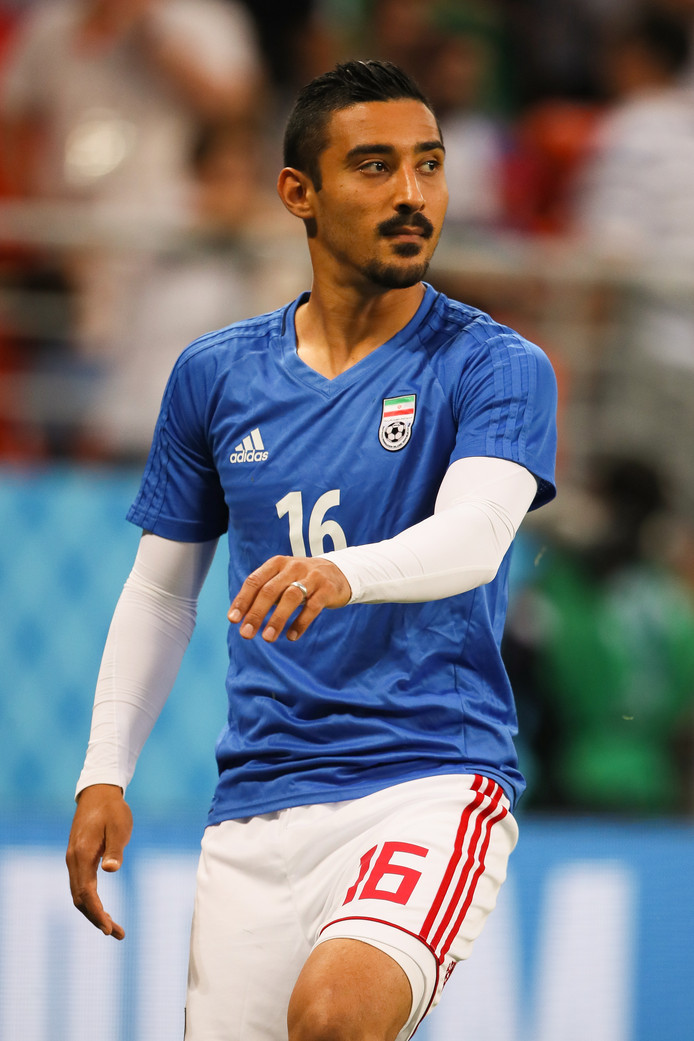Reza Ghoochannejhad.