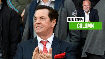 """Onze columnist Hugo Camps ziet hoe Gheysens eeuwige opposant is: """"Alsof zijn zakelijk succes hem legitimeert om dwars te liggen"""""""
