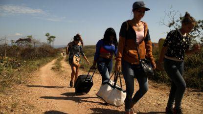 Vier miljoen Venezolanen zijn land ontvlucht