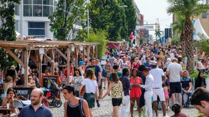 'Hello Summer' vervangt dit jaar 'Brussel Bad'