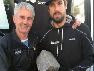 Van alle opgeviste laatkomers in Vuelta, verdient hij veruit het meeste respect