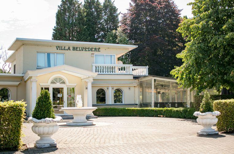 Goede Recensie: Villa Belvedere: mooie Italiaanse zomeravond, ook voor NT-08