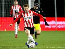 Jong PSV breidt alleen de pluimenkast uit