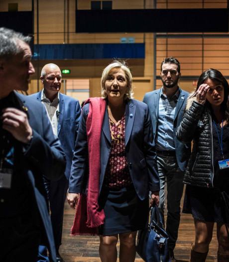 Marine Le Pen moet drie ton terugbetalen aan Europees Parlement