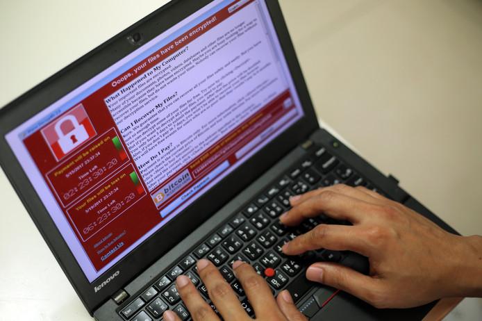 Tienduizenden computers en systemen in tal van landen zijn geïnfecteerd geraakt met ransomware.