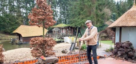 Saunabaas Hans (82) uit Putten ging failliet, maar corona gaf hem óók unieke kans: 'Elk nadeel heeft z'n voordeel'