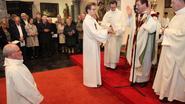 Jan Reynaert tot diaken gewijd