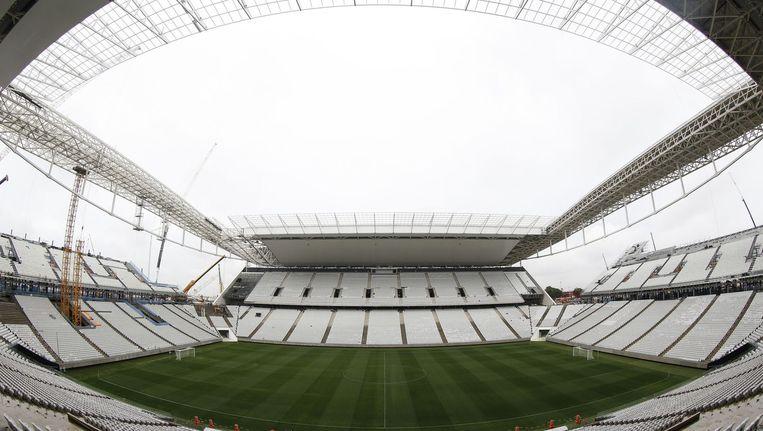 De Rode Duivels komen op 26 juni tegen Zuid-Korea in actie in de Arena Corinthians.
