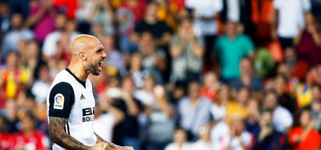 Simone Zaza kraakt Málaga met hattrick